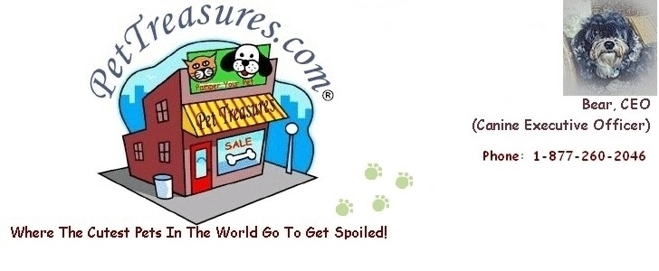 Welcome To Pet Treasures!